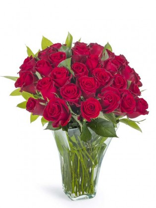 Love 30 Red Roses