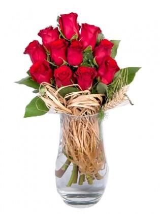İn Love 11 Premium Kırmızı Gül